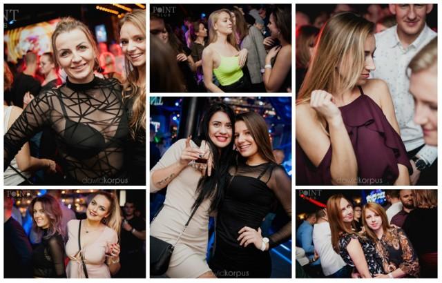 Tak bawili się goście Point Club w Bydgoszczy w piątek (18 października). Znajdziecie się na zdjęciach?