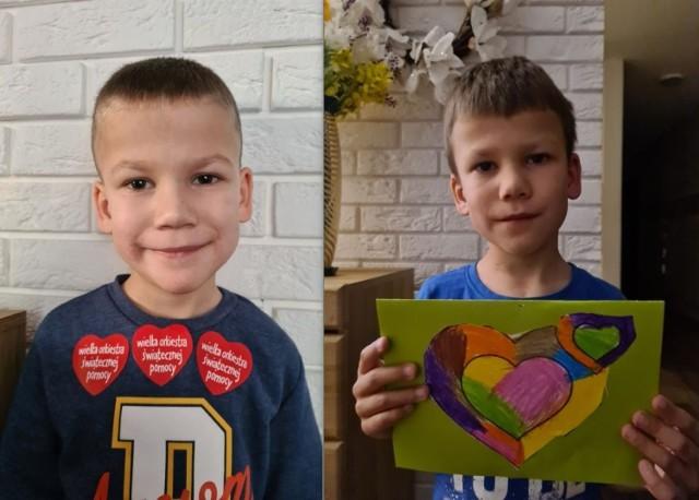 Kacperek jest jedynym dzieckiem w Polsce, które żyje z tak poważną wadą serca. Wkrótce będzie miał operację.
