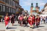 Koronacja Królewska - korowód historyczny ulicami Gniezna