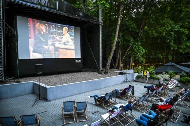 KinoLasy ruszyło. W Sopocie cały weekend trwa pokaz filmów z muzyką w tle.