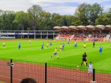3 liga piłkarska. Stal Brzeg - Górnik II Zabrze 0:1