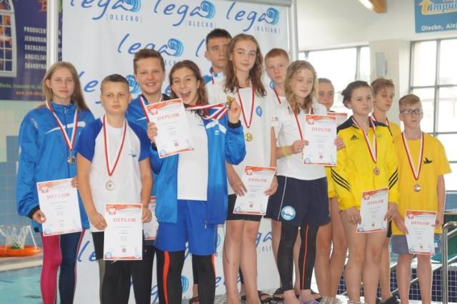 KS Nautilus w Jastrzębiu: zawodnicy wrócili z medalami