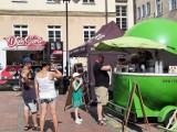 Na opolskim Rynku trwa Food Fest. Można zjeść pyszności z całego świata