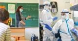 Koronawirus w Śląskiem - wzrost zachorowań. Nauka zdalna w kilkunastu szkołach