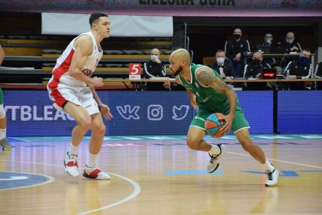 Koszykarze Zastalu Zielona Góra szykują się do gry w play off Energa Basket Ligi i VTB.