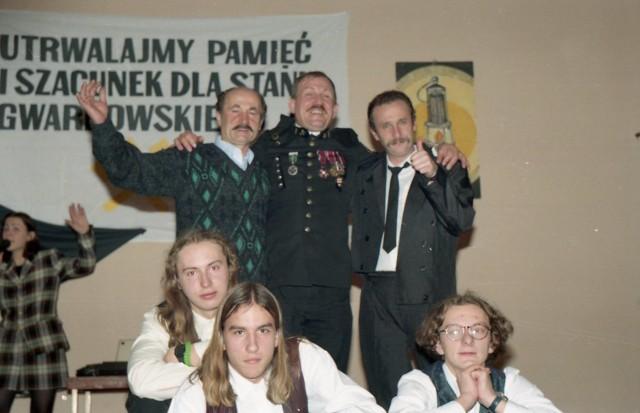 Barbórki i biesiady górnicze, także te szkolne  w Wałbrzychu. Miasto pamięta o swojej tradycji. Zobaczcie nie tak znowu stare zdjęcia, możecie się na nich rozpoznać