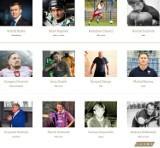 """""""Tyskie sławy"""". Wybitne postaci świata sportu. Czerkawski, Gruth, Oliwa, Dudek, Wielicki, Bańka"""