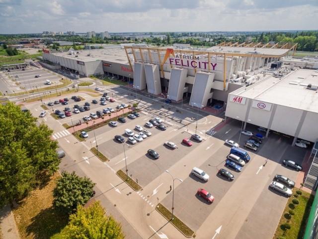 Atrium Felicity w Lublinie liczy 75 tys. mkw. powierzchni handlowej