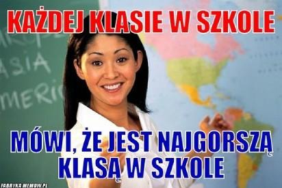 Dzień Nauczyciela - pamiętacie te sytuacje ze swojej szkoły? Oto najlepsze memy i demotywatory