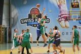 W derbach lubuskiego lepsi okazali się koszykarze BC Swiss Krono Żary