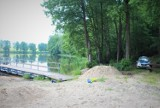 Utonięcie w gminie Bytów. Śledczy wyjaśniają okoliczności utonięcia 53-letniego mieszkańca w jeziorze koło Ugoszczy 28.06.2020 r.