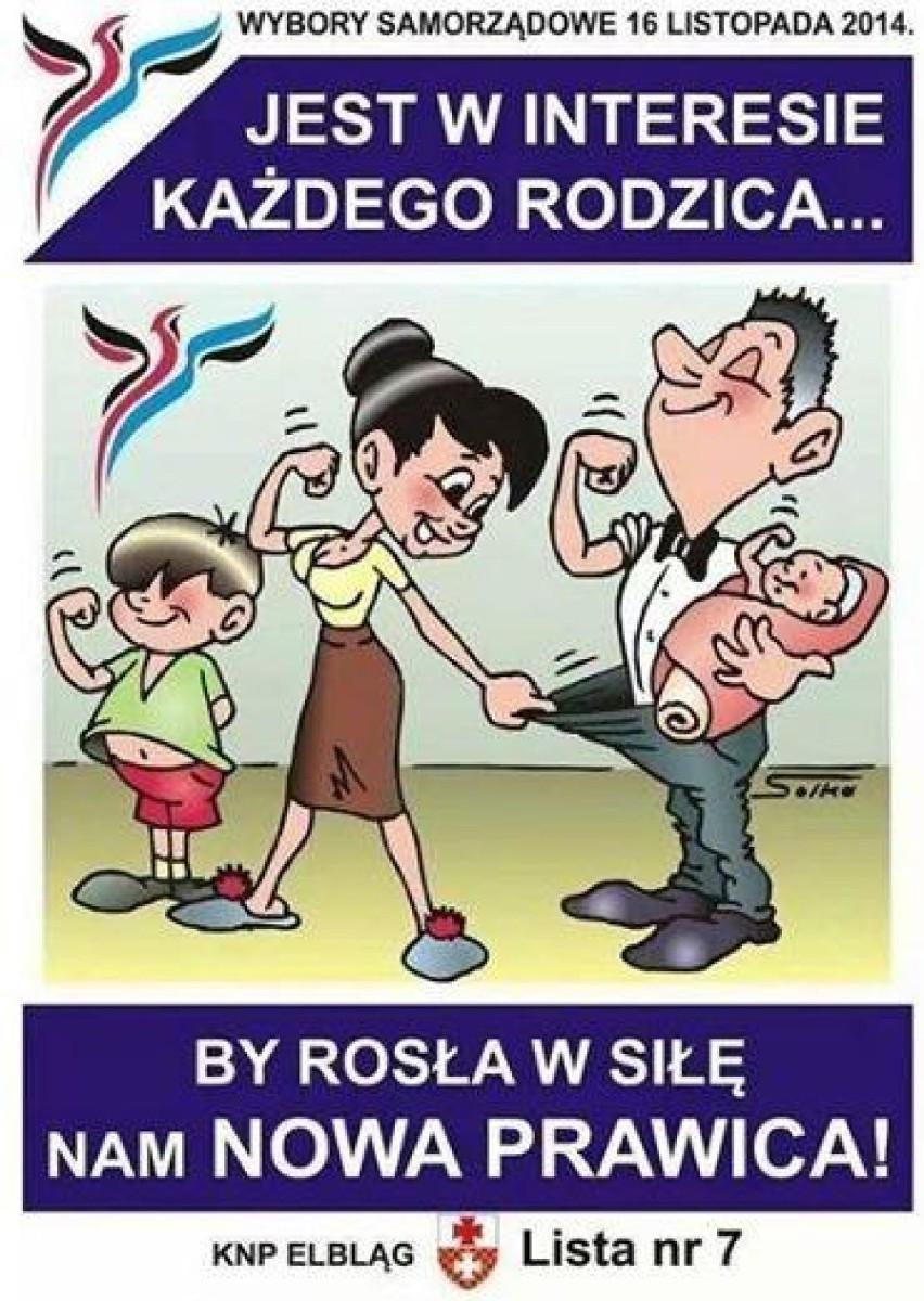 Wybory 2014 Dziwne I śmieszne Plakaty Tegorocznej Kampanii