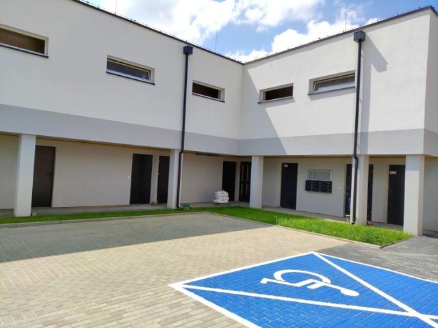 Piętrowy budynek będzie posiadał 12 mieszkań