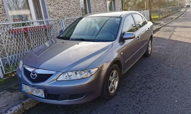 Marka - Mazda Model - 6 Rok produkcji - 2003 Poj. silnika - 1 800 cm³ Paliwo - Benzyna Przebieg - 210 000 km Typ nadwozia - Sedan Kolor - Srebrny Stan techniczny - Nieuszkodzony