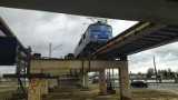 Wiadukt kolejowy w Szczecinie w remoncie. Jak idą prace? ZDJĘCIA