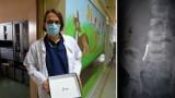 Gliwice: Dziewczynka połknęła magnetyczne kulki. Musiała przejść poważną operację