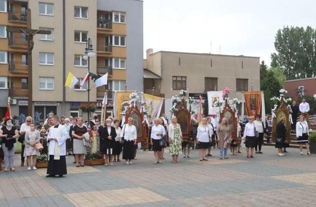 Część radomskich parafii zdecydowała o zorganizowaniu procesji Bożego Ciała ulicami miasta.