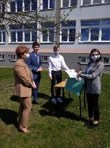 "I LO w Radomsko rozstrzygnięto konkurs ""Primus Inter Pares"""