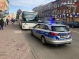 Kierowca autobusu w Piekarach Śląskich miał prawie 1,5 promila alkoholu