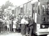 50 lat temu ruszyła komunikacja miejska w Kosakowie. Pierwsze autobusy z Gdyni jeździły do Kazimierza i Rewy | ZDJĘCIA