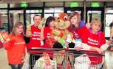 Wielkanocna Zbiórka Żywności w Gliwicach. Organizuje ją Śląski Bank Żywności