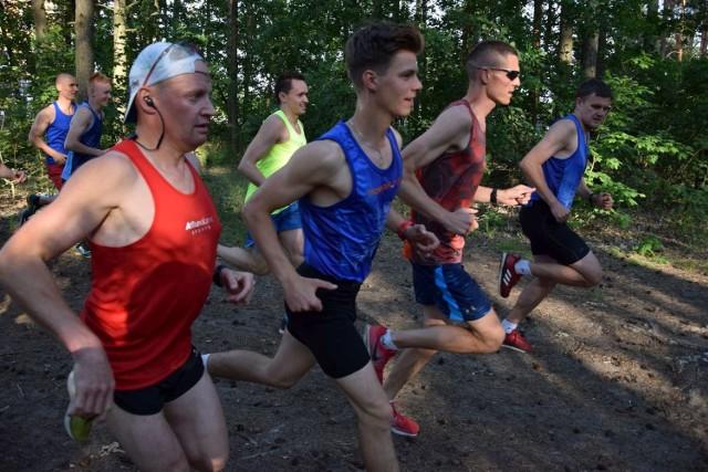 W Skokach odbyły się biegi przełajowe