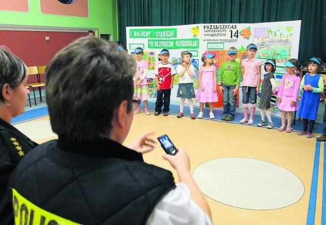 Już najmłodsze dzieci uczy się bezpiecznych zachowań