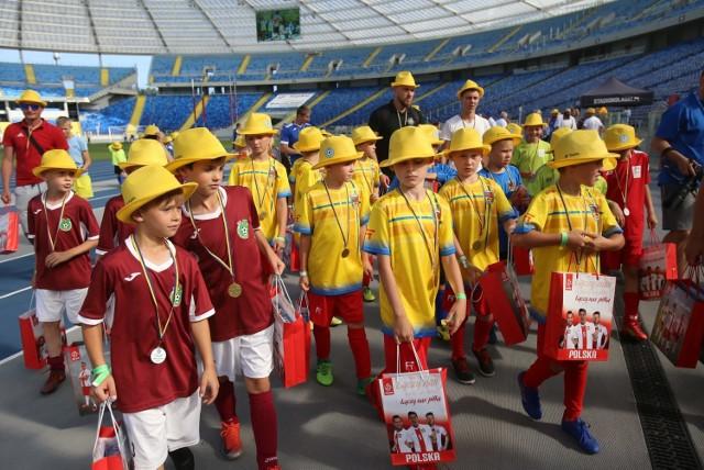 II Piknik Rodzinny na Stadionie Śląskim. Może znajdziecie się na naszych zdjęciach z tego barwnego wydarzenia?