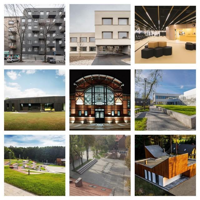 Ogłoszono wyniki dwóch konkursów architektonicznych: Architektura Roku 2019 woj. śląskiego oraz Najlepsza Przestrzeń Publiczna woj. śląskiego.