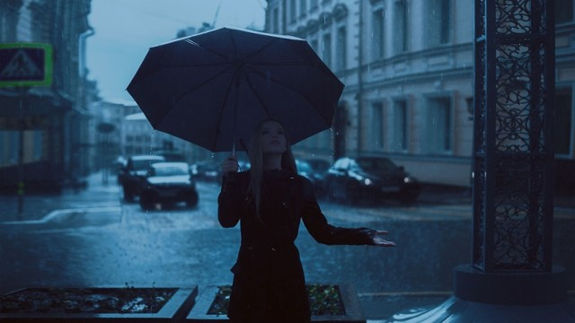 Na wtorek synoptycy zapowiadają opady deszczu.