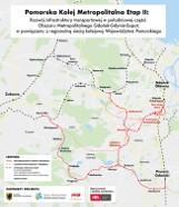 Linia kolejowa do gminy Kolbudy. Powołano zespół uczestniczący w pracach nad dokumentacją projektu PKM II etap