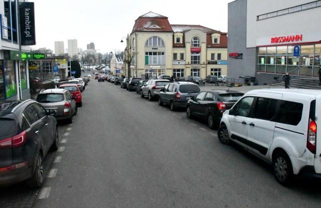 SPP w Piotrkowie bez opłat to trudniej dostępne miejsca postojowe