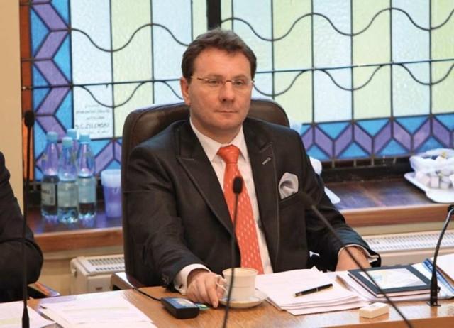 Jacek Guzy, były prezydent Siemianowic został wiceprezesem MPGK w Świętochłowicach