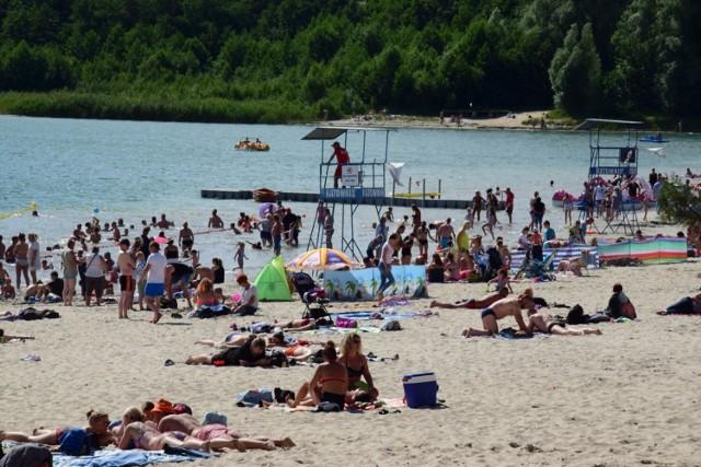 Zobaczcie, jak się wypoczywa na plaży w Przyjezierzu >>>>>