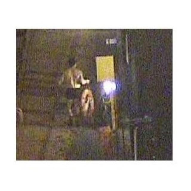 Para wykąpała się w... Motławie. Wychwyciła to kamera monitoringu