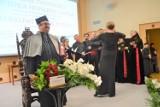 Marek Małecki, prezes Solbetu w Solcu Kujawskim, Doktorem Honoris Causa. Tytuł nadał UTP w Bydgoszczy [zdjęcia]