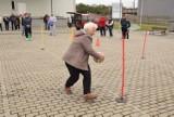 Olimpiada koziegłowskich seniorów. Dobra zabawa ZDJĘCIA