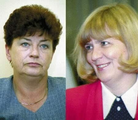 Ewa Janik i Halina Rozpondek, dwie kobiety, które rządziły Częstochową.