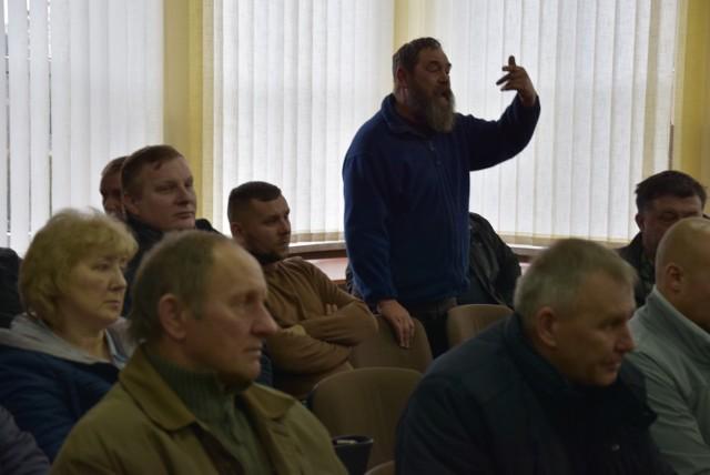 W czwartek przedstawiciele Gaz-System spotkali się z mieszkańcami gminy