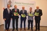 Nowy Dwór Gdański.Starosta Nowodworski przyznał cztery nagrody