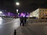 To była spokojna noc. Straż miejska podsumowuje Sylwestra w Warszawie