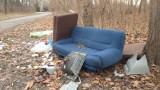 Chełmno. Mieszkańcy skarżą się na duże ilości odpadów, także podrzucanych śmieci. Zdjęcia