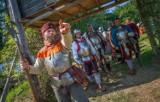 Pokazali rekonstrukcję Bitwy pod Świecinem. W gminie Krokowa historyczne widowisko i żywa lekcja lokalnej historii | ZDJĘCIA, WIDEO