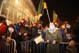 Kibice czekali na siatkarzy Jastrzębskiego Węgla - zobacz zdjęcia ze wspólnego świętowania mistrzostwa Polski