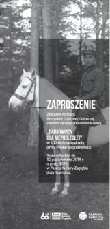 """""""Dąbrowiacy dla niepodległej"""" w Pałacu Kultury Zagłębia"""