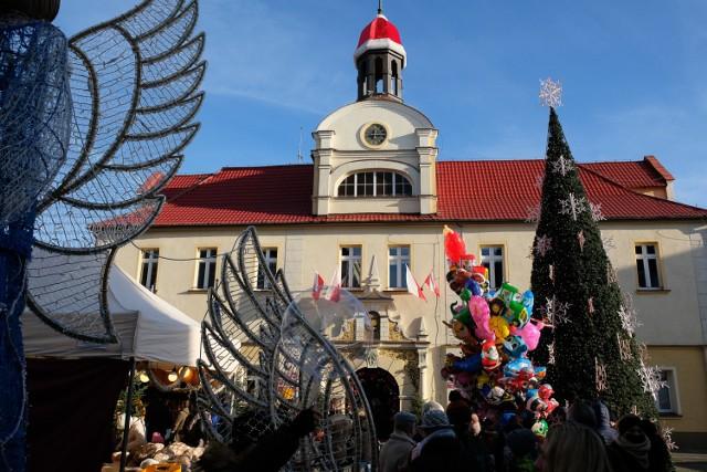 Trzeci dzień jarmarku bożonarodzeniowego w Żarach
