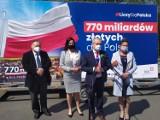 Opolszczyzna może dostać nawet 20 miliardów złotych. Wojewoda i parlamentarzyści PiS apelują do opozycji o poparcie Funduszu Odbudowy