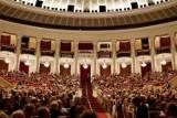 """Sala Kongresowa zamknięta od sześciu lat. Remont potrwa do 2024. Miasto: """"Nie ma uwag do nadzoru nad inwestycją"""""""
