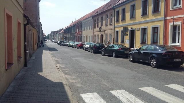 Do gwałtu na 19-latce miało dojść na ul. 22 Stycznia w Chełmnie