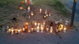 Śmiertelny wypadek w Bydgoszczy - zginęło dziecko. Znicze w miejscu tragedii. Co wiadomo w sprawie? [zdjęcia]